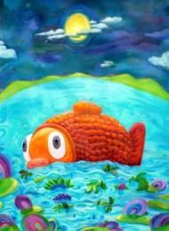 Cakefish by Mike Borja