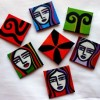 Assorted Magnets by Sara Tomasello