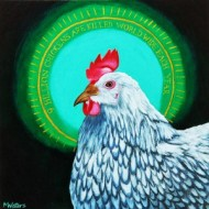 Gallus Neglectedus by Michelle Waters