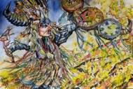 Invoking the Tngri by David Mejia