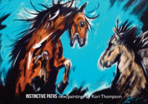 Instinctive Paths by Kori Thompson June 2012