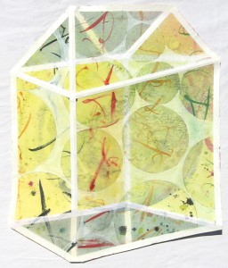 POLYGONS by Zoya Scholis August 2012 Solo Exhibit