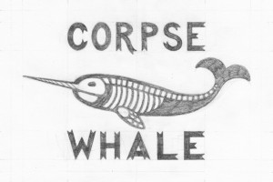 Narwhal Means Corpse Whale in Old Norse by Laura Callin Bennett