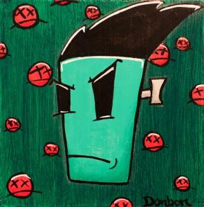 Frankenstein by Donny Foley