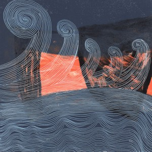 Water Dream 12 by Michele Guieu