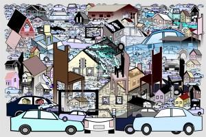 RISING WATERS by John Kurtyka