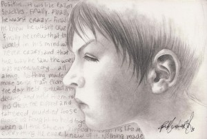 Diary of a Broken Boy by PeeMonster