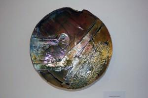 Uranium Copper Lustre 2 by Andrew Irvine
