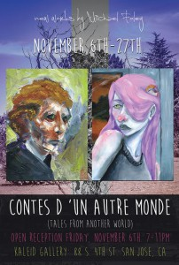 Contes d 'un autre monde by Michael Foley