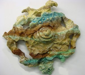Petrified Coral #2 by Sandi Billingsley
