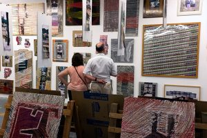Gianfranco Paolozzi Artist Talk on First Friday Aug. 4th