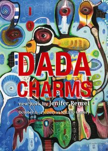 Dada Charms by Jenifer Renzel