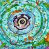 Unfolding Eye by Mike Borja