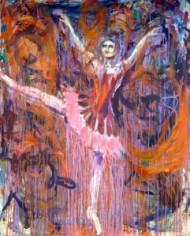 Red Dancer by Al Preciado