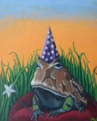Toadally Spellbound by Michelle Waters