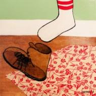 Seldom Worn Shoe by Mark Damrel