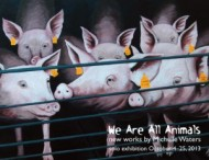 Michelle Waters _ We Are All Animals