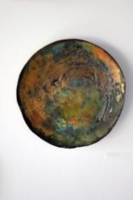 Copper-Barium Lustre by Andrew Irvine