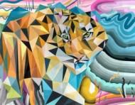Tiger Dreams by Mike Borja