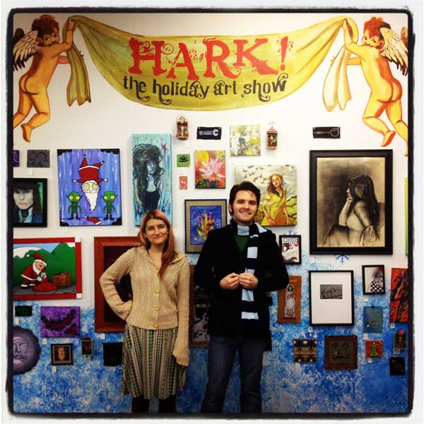 HARK! The Holiday Art Show & Sale