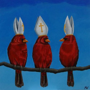 Cardinal Sinners by Michelle Waters