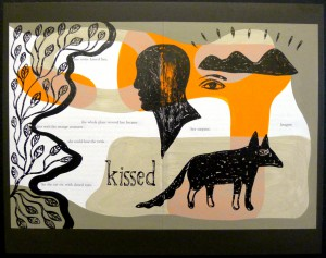 Kissed by Michele Guieu