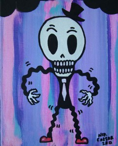 Mr. Shakes by Nik Caesar