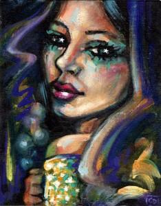Try To Sparkle Thru It by Charis DeRemer