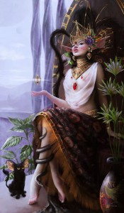 Deity by Tanya Varga