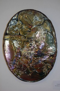Uranium Copper Lustre 3 by Andrew Irvine