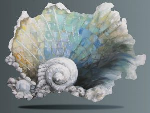 Sea Shell by Sandi Billingsley