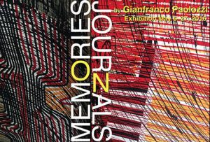 Memories on Journals by Gianfranco Paolozzi