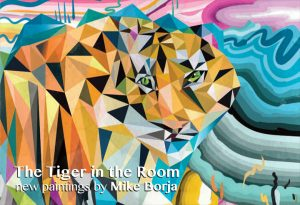 The Tiger in the Room by Mike Borja
